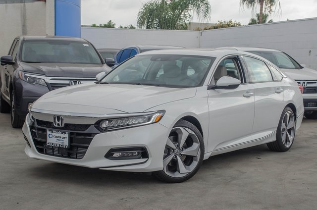 New 2018 Honda Accord Touring 2 0t 4d Sedan In Culver City Ja009181