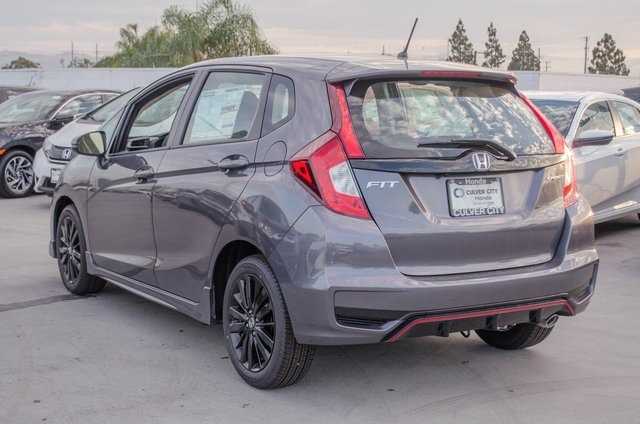 2018 honda fit sport. Simple Honda New 2018 Honda Fit Sport 4D Hatchback In Culver City JM705032   With Honda Fit Sport
