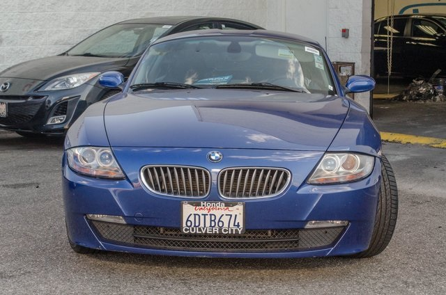 PreOwned 2008 BMW Z4 30si 2D Coupe in Culver City H7458T