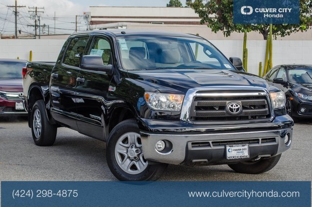 Pre-Owned 2013 Toyota Tundra 2WD Truck Grade