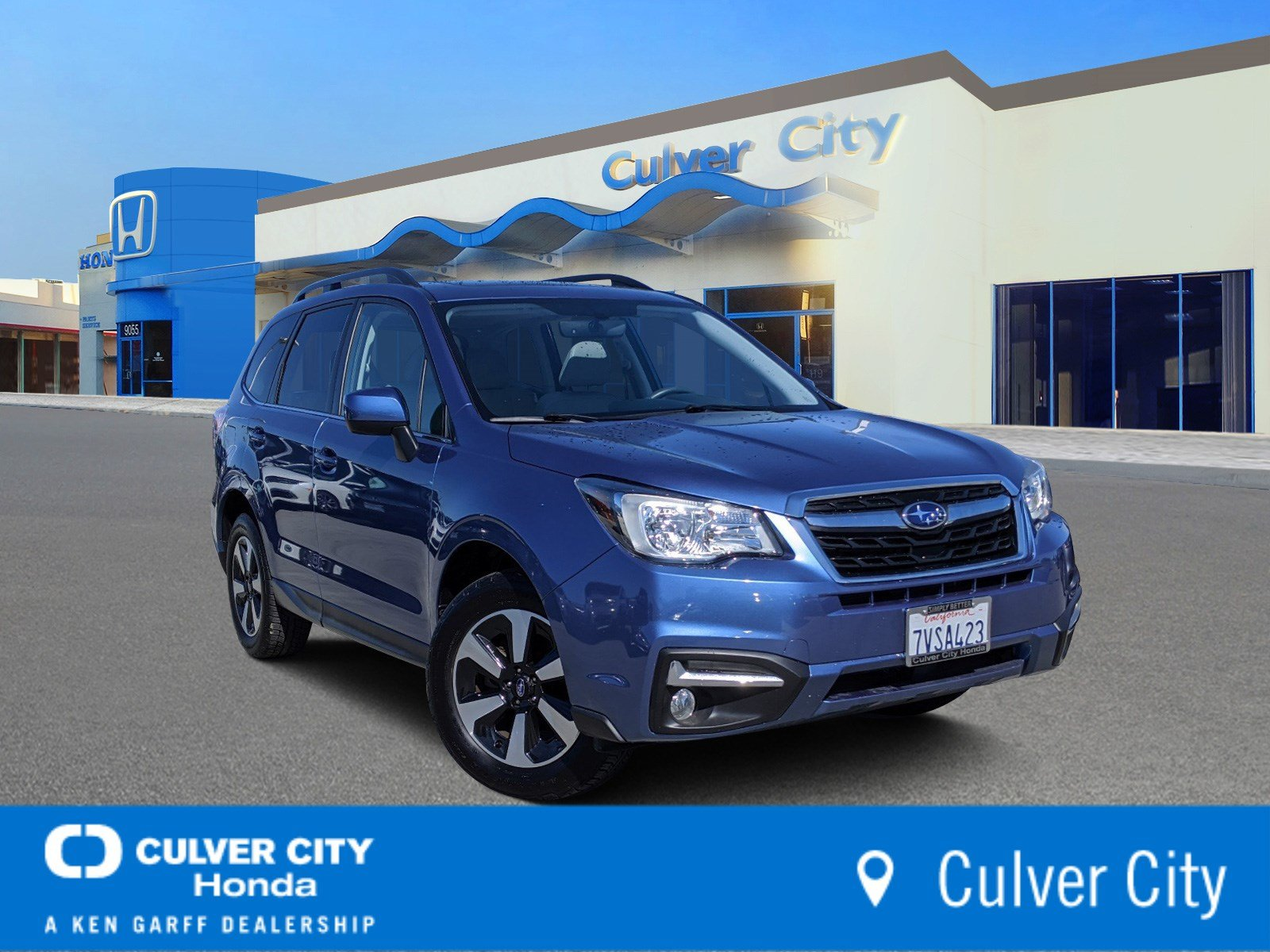 Pre-Owned 2017 Subaru Forester Limited