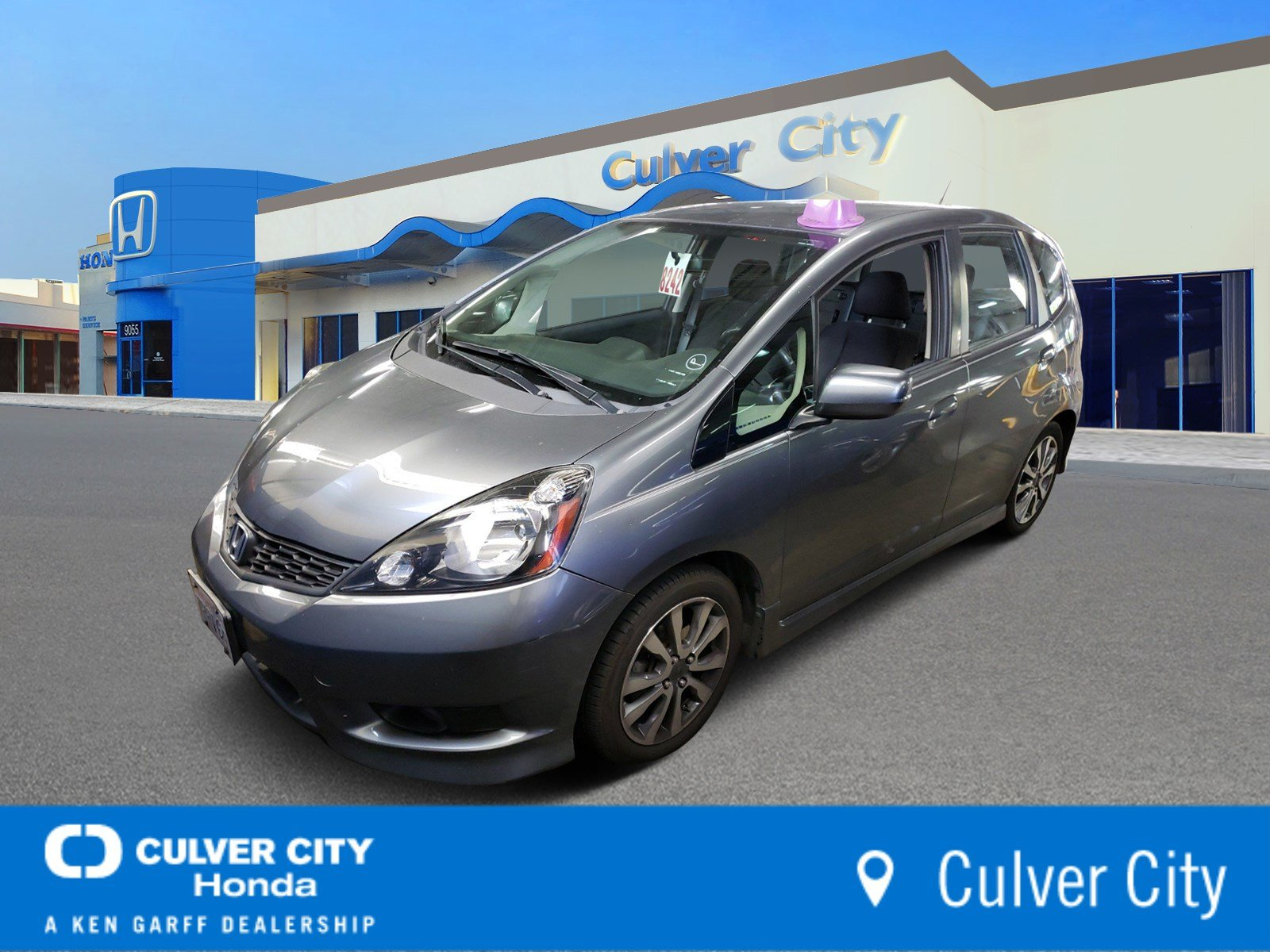 Pre-Owned 2013 Honda Fit Sport