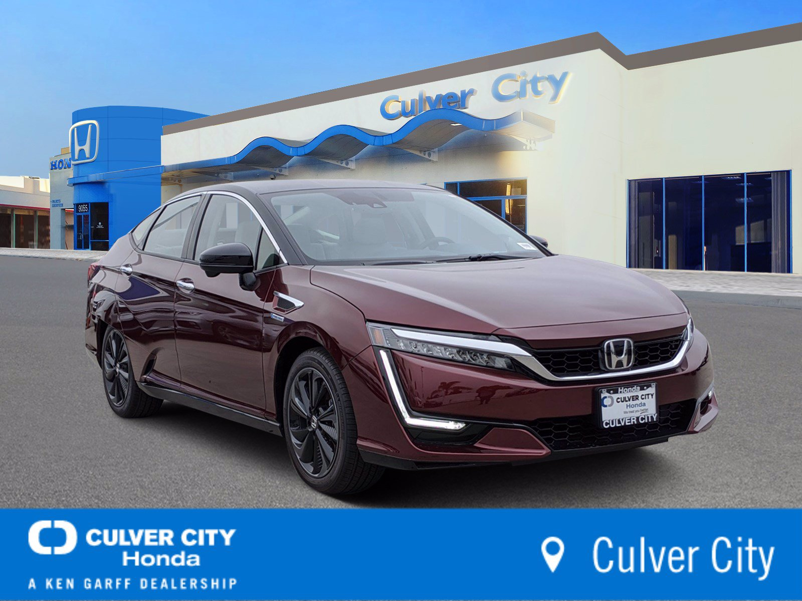 New 2020 Honda Clarity Fuel Cell Base