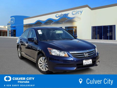 Pre-Owned 2011 Honda Accord Sdn LX