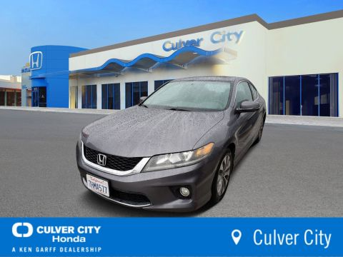 Pre-Owned 2014 Honda Accord Coupe EX