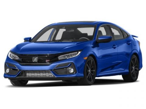 New 2020 Honda Civic Si Sedan Si