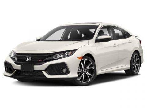 New 2019 Honda Civic Si Sedan Si