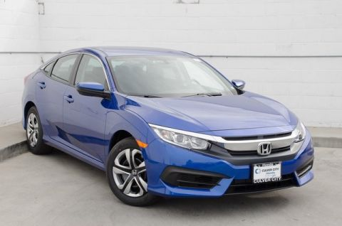 New 2016 Honda Civic LX