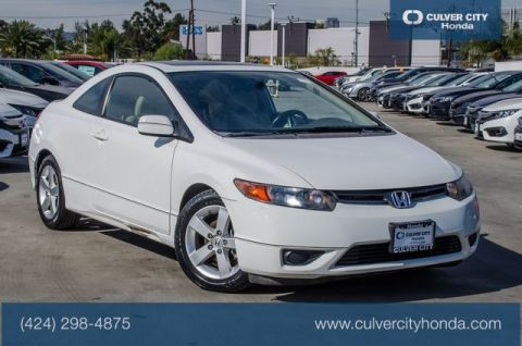 Pre-Owned 2008 Honda Civic EX-L