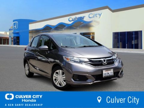 Certified Pre-Owned 2018 Honda Fit LX